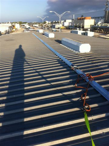 Ksc Roof Fall Protection Rush Inc