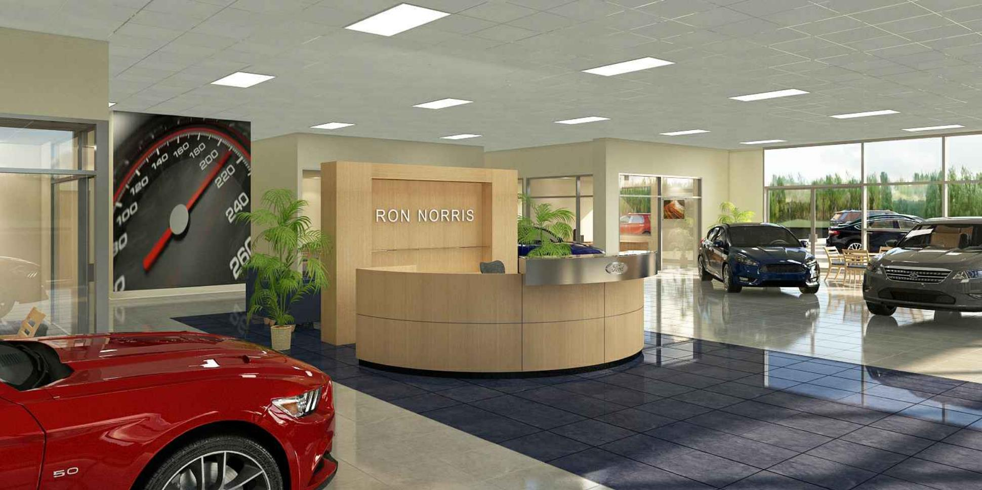 Ron Norris Ford Construction Usville Fl Rush